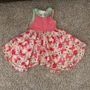 Matilda Jane butterfly flutter tank dress